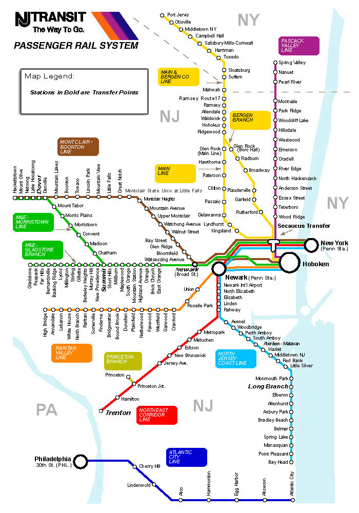 About Union Beach Directory Transportation